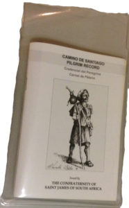 Pilgrim Record, Pilgrim Passport