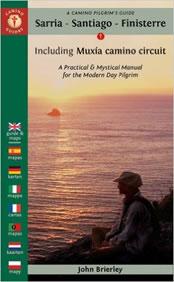 John Brierley, Sarria – Santiago – Finisterre Guide Book