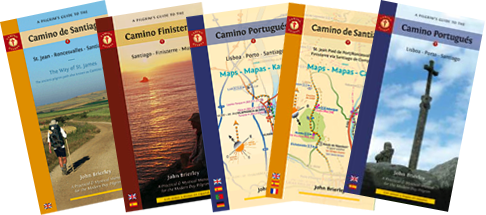 John Brierley, Camino Guide Books