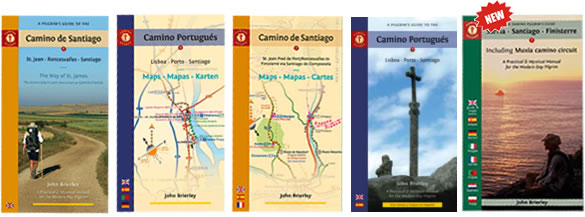 John Brierley guide books